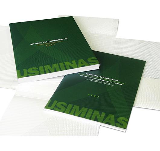 Usiminas :: Relatório de Sustentabilidade