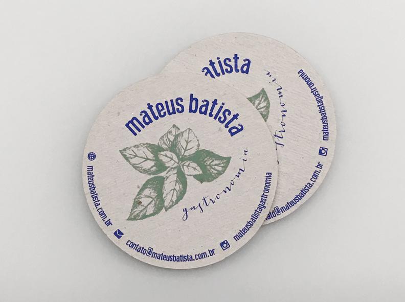 Mateus Batista Gastronomia