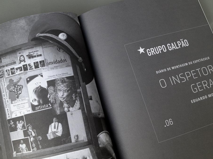 Grupo Galpão :: Diários de Montagem