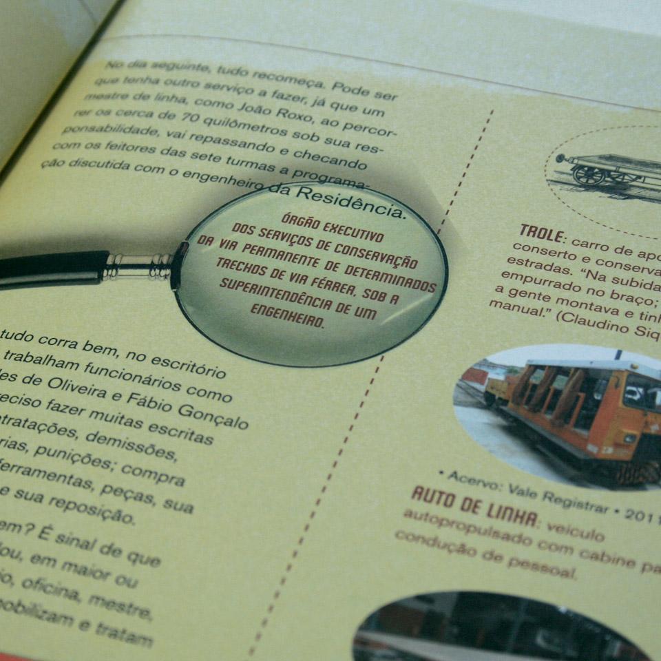 Almanaque Trem da Vale