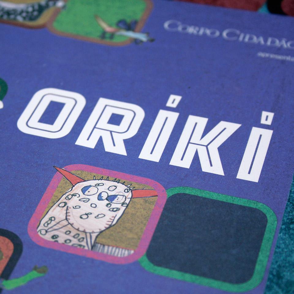 Oriki – Corpo Cidadão