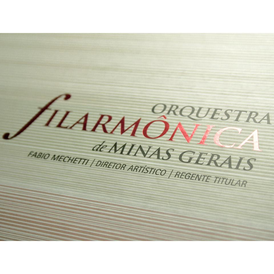 Orquestra Filarmônica de Minas Gerais – Book de Captação