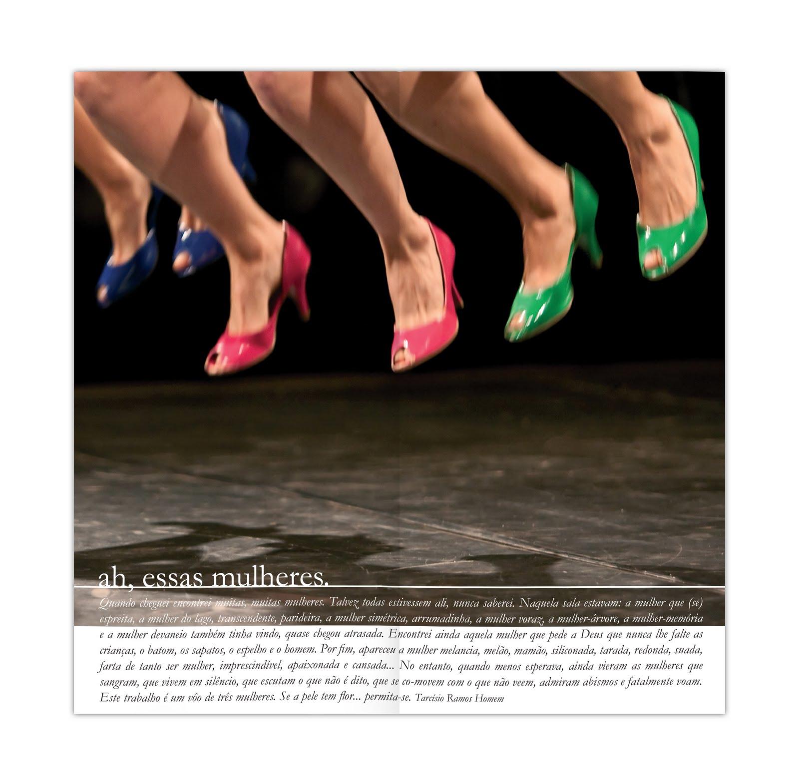 Mulher Mulheres – Quik Cia de Dança
