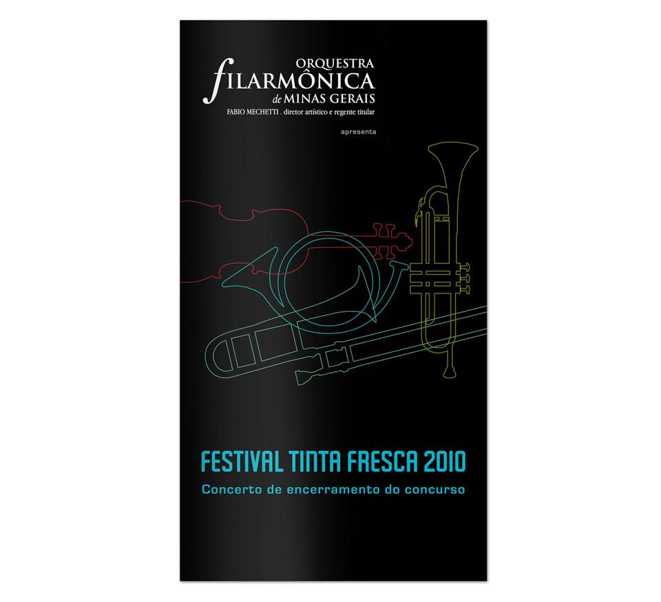Orquestra Filarmônica – Festival Tinta Fresca