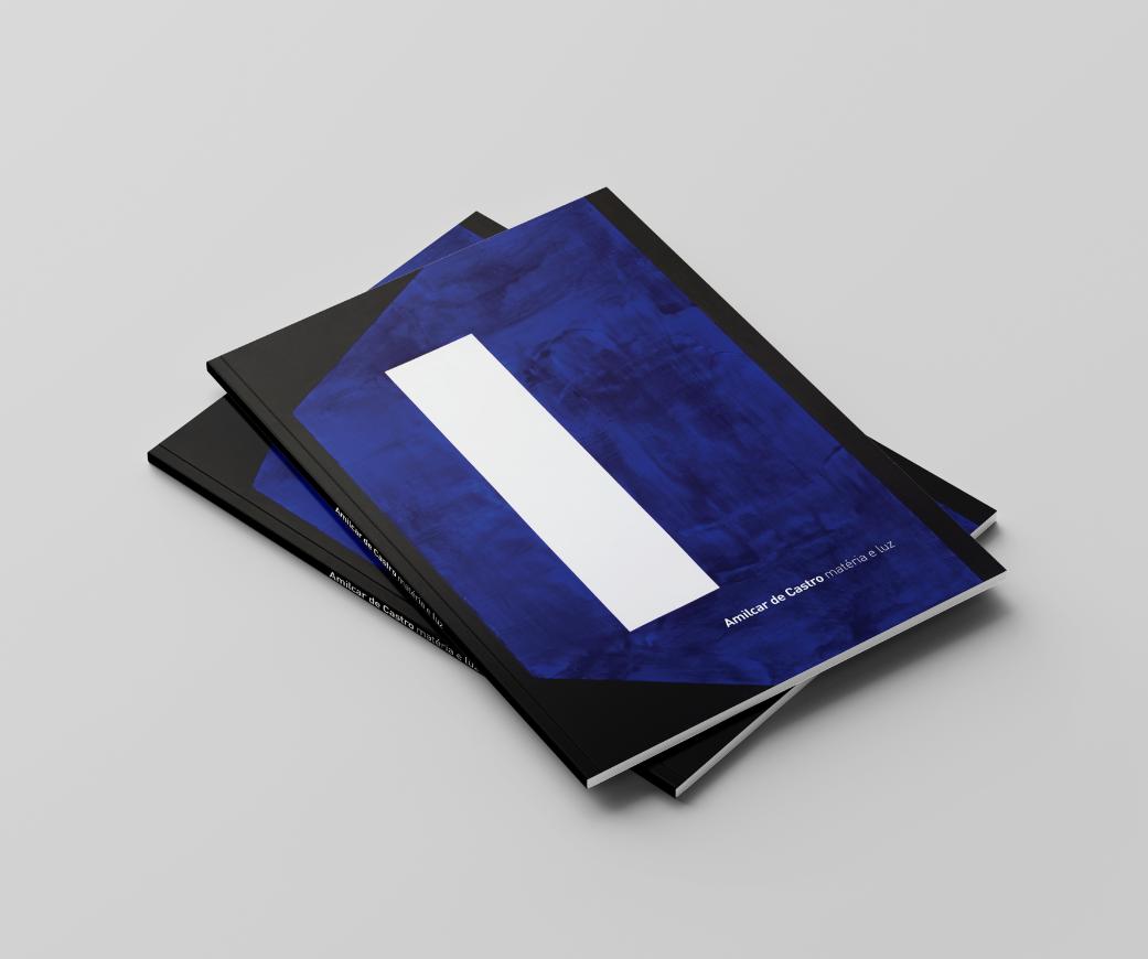 Catálogo Exposição Amilcar de Castro – matéria e luz