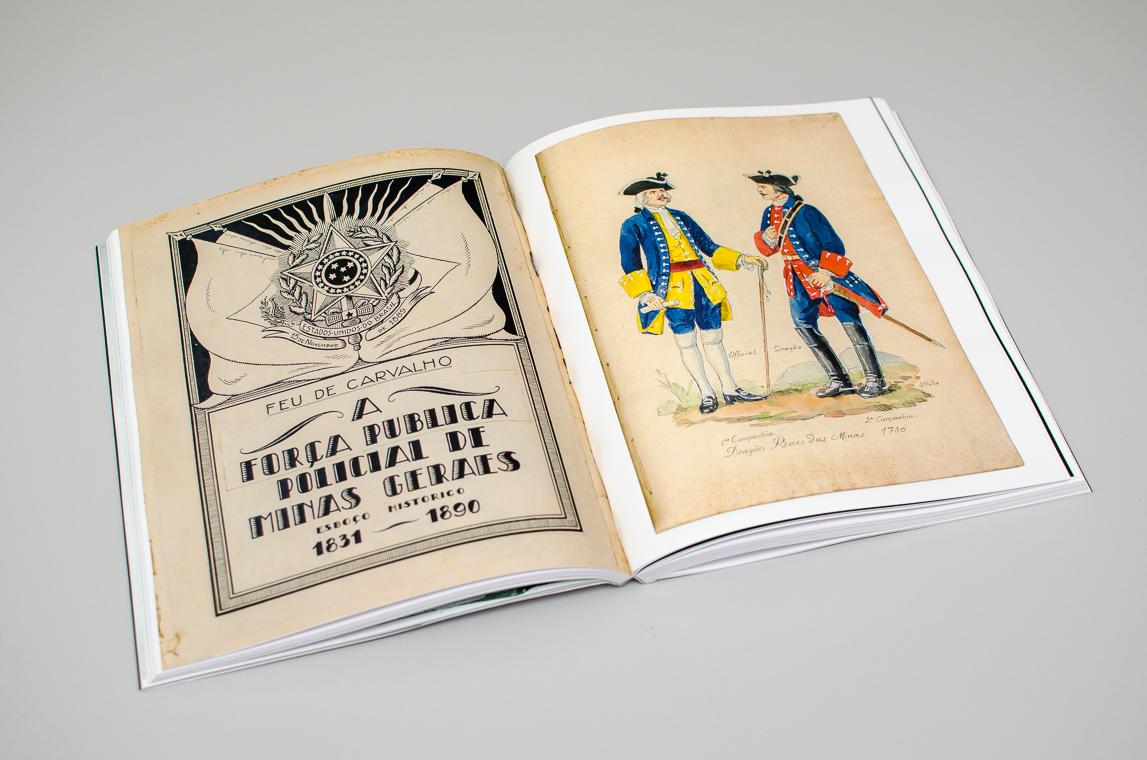 A Força Pública Policial de Minas Gerais 1831 – 1890
