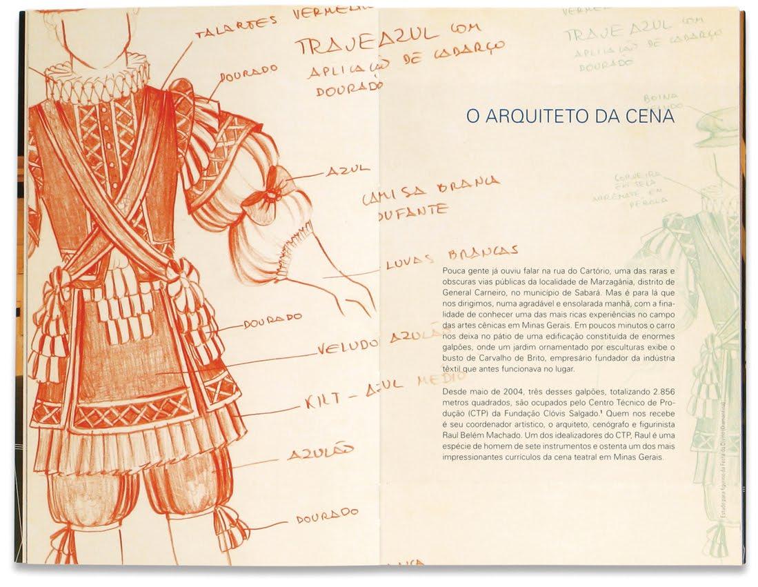 Raul Belém Machado – O arquiteto da cena