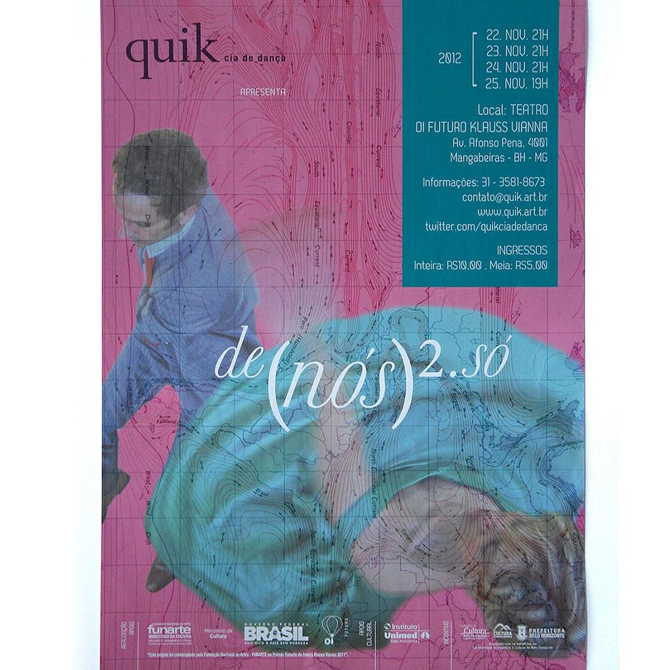 Quik – de(nós)2.só