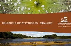 Conservation International - Relatório de Atividades